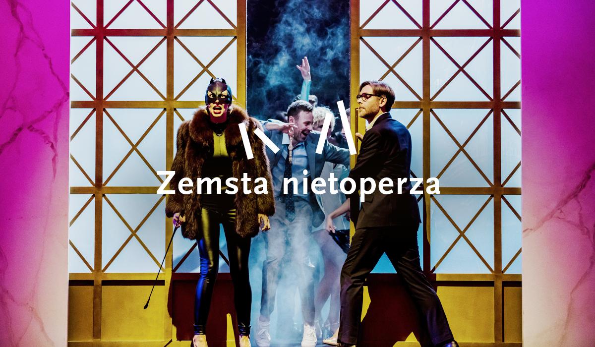 """Teatr Narodowy """"Zemsta nietoperza"""" w promocji ⋆ Kulturalna"""